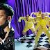 Lituânia: The Roop acompanhados por um backing singer no palco eurovisivo