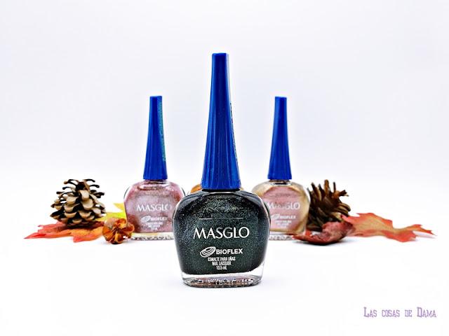 Masglo Colección Odisea uñas manicura beauty nails nailspolish esmalte