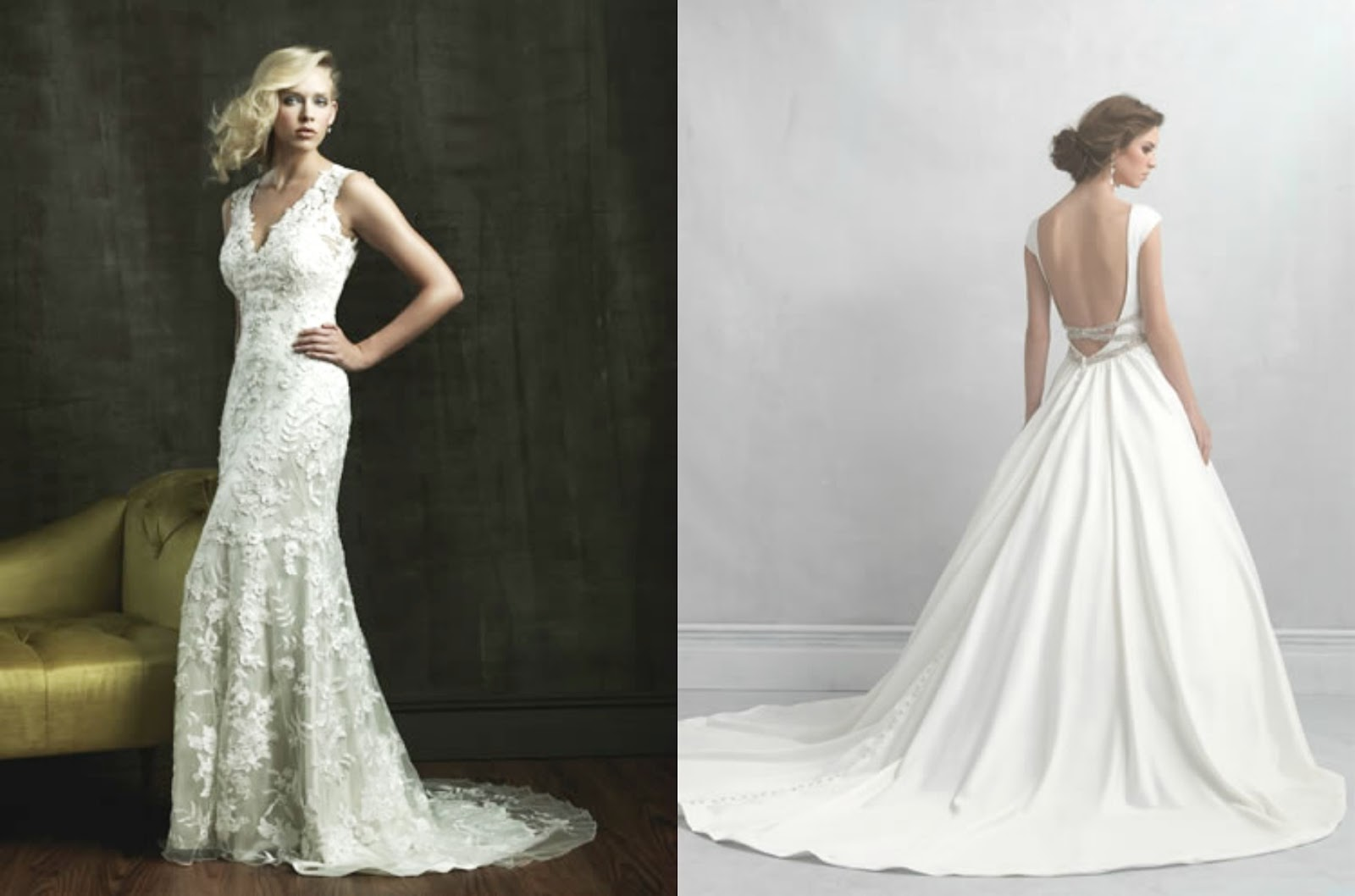 Angelus bridal and formal 6 popular 2016 wedding trends for Wedding dresses in south florida