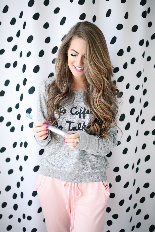Southern Curls & Pearls: How I Keep my Teeth White