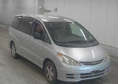 2001 Toyota Estima G