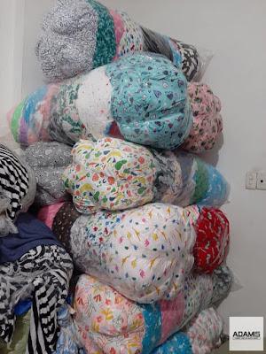 hình ảnh lô vải khúc cotton hình xuất dư tại bình dương