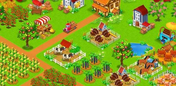 Game pertanian terbaik di android dan IOS
