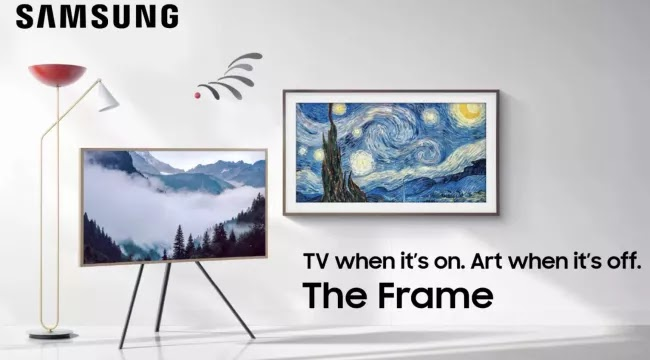Tech Update: Samsung The Frame TV 2020 launched in India