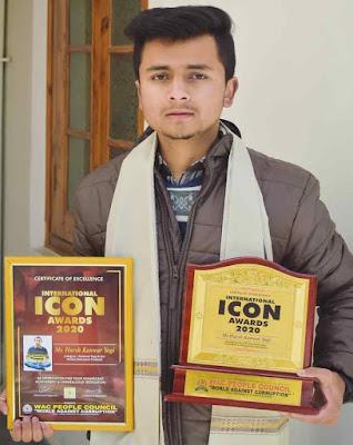 Harsh Kanwar Yogi Wiki, Biography