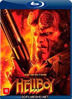 Baixar Hellboy Dublado Torrent