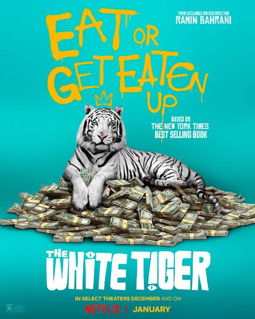 Cartel Tigre Blanco