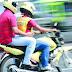 Acidente envolvendo dois mototaxistas em Belo Jardim, PE