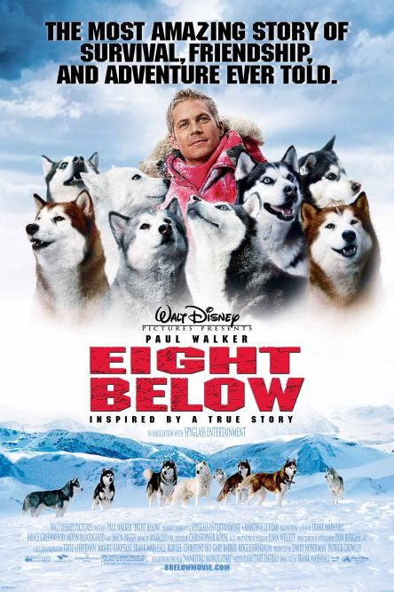 Eight Below - Âm Tám Độ