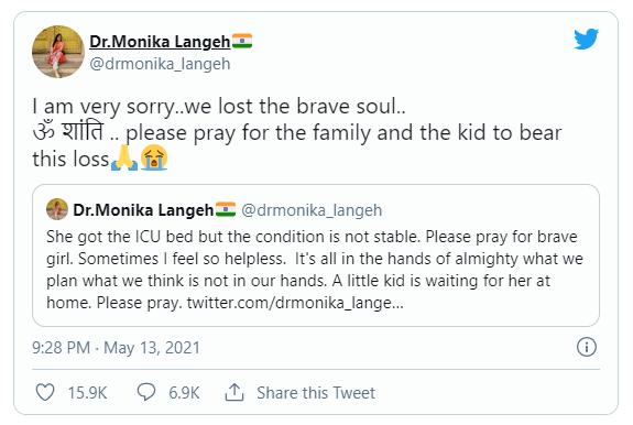 Monica Langeh Tweet