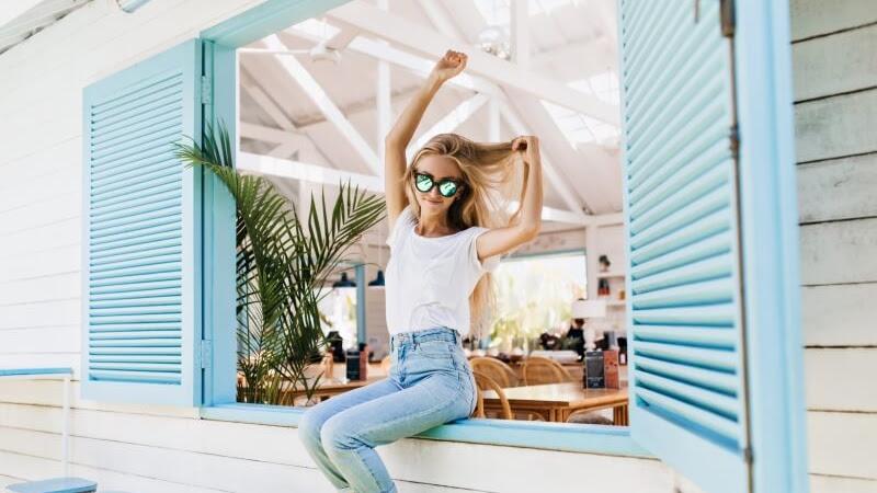 Jeans pour femme : bien les choisir selon sa morphologie