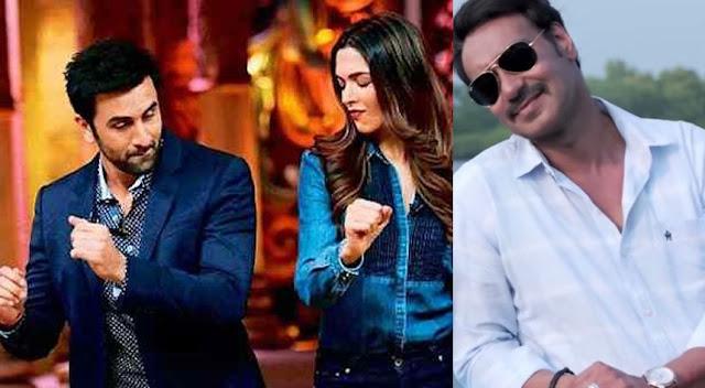 अजय देवगन के साथ रोमांस करती नजर आएगी दीपिका, रणवीर बनेंगे बेटे