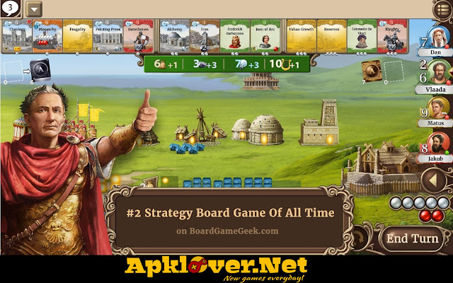 Through the Ages MOD APK patched