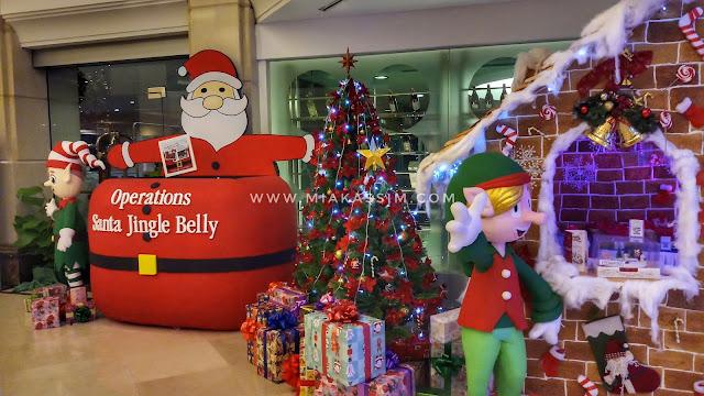 PROMENADE HOTEL KOTA KINABALU | Celebrates The Season of Giving in its 'Operations Santa Jingle Belly'