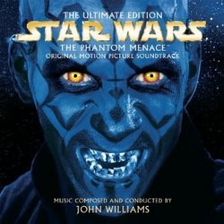 Star wars: the phantom menace ultimate edition: amazon. Co. Uk: music.