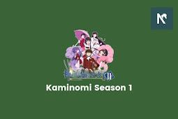 Nonton Kami Nomi Zo Shiru Sekai Season 1 Bahasa Indonesia