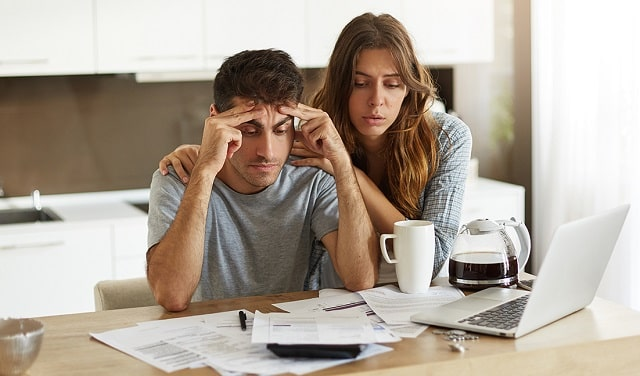 ways to reduce financial stress