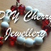 DIY Cherry Jewellery