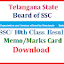 Telangana SSC 2020-21 Results Student Wise Schools wise Grades Download @bse.telangana.gov.in