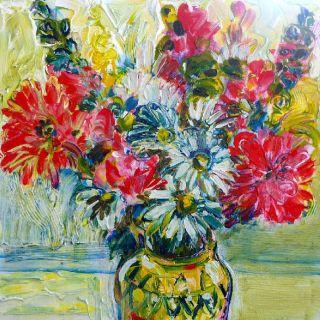 Цветы из сада. Flora Doehler