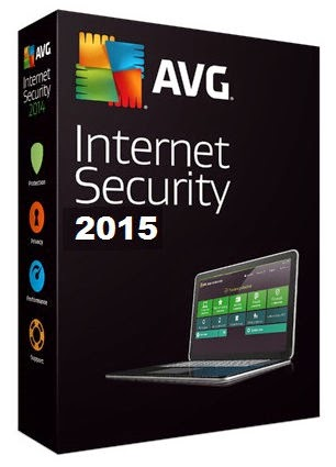 AVG Internet Security 2015 Build 5645 + Key