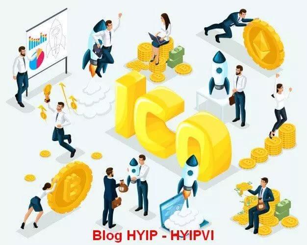 ICO tiền điện tử là gì?  và cách kiếm tiền trên đó