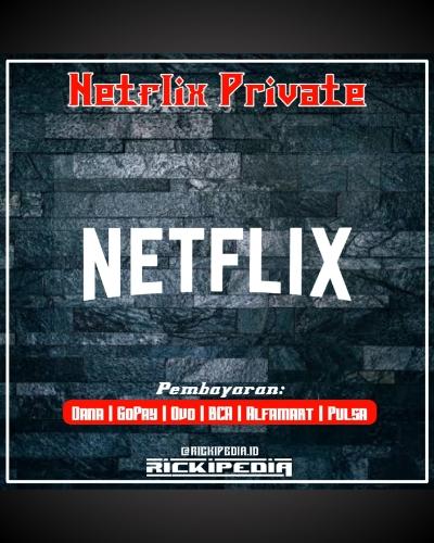 Netflix Private Account