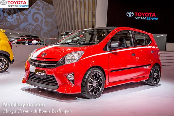 Harga dan Spesifikasi Mobil Toyota Agya di Tegal Brebes, Banyumas, Pemalang, Purbalingga