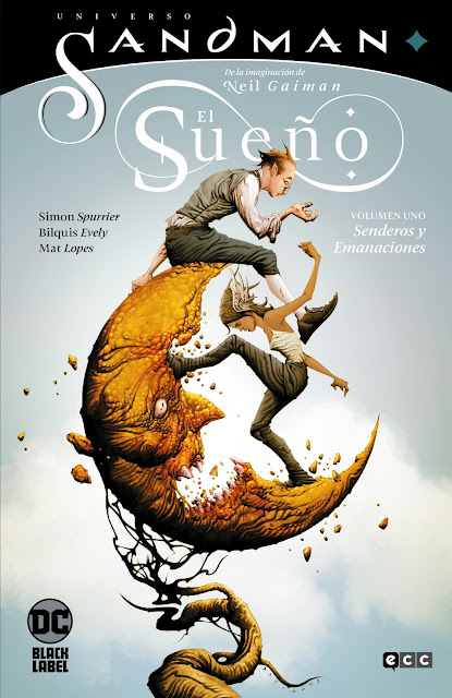 Comic: Review de El Sueño Vol. 1: Senderos y emanaciones de Simon Spurrier - ECC Comics