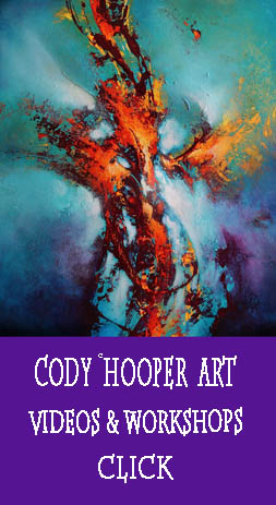 ABSTRACT ARTIST CODY HOOPER
