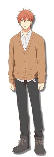 """anime boys-love """"Given""""."""