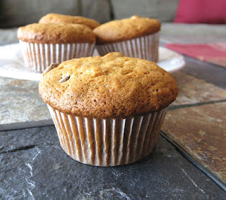 Banana Muffins II Recipe