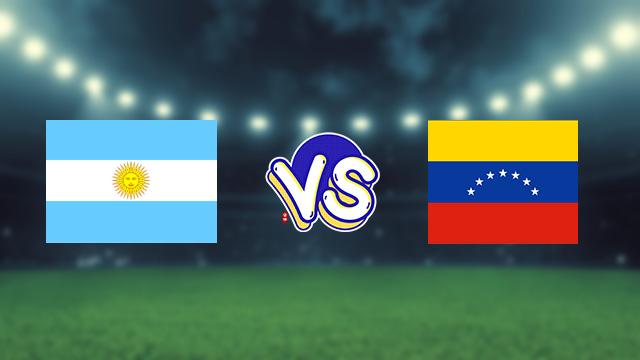 مشاهدة مباراة الأرجنتين ضد فنزويلا 03-09-2021 بث مباشر في تصفيات قاره امريكا الجنوبيه المؤهله لكاس العالم