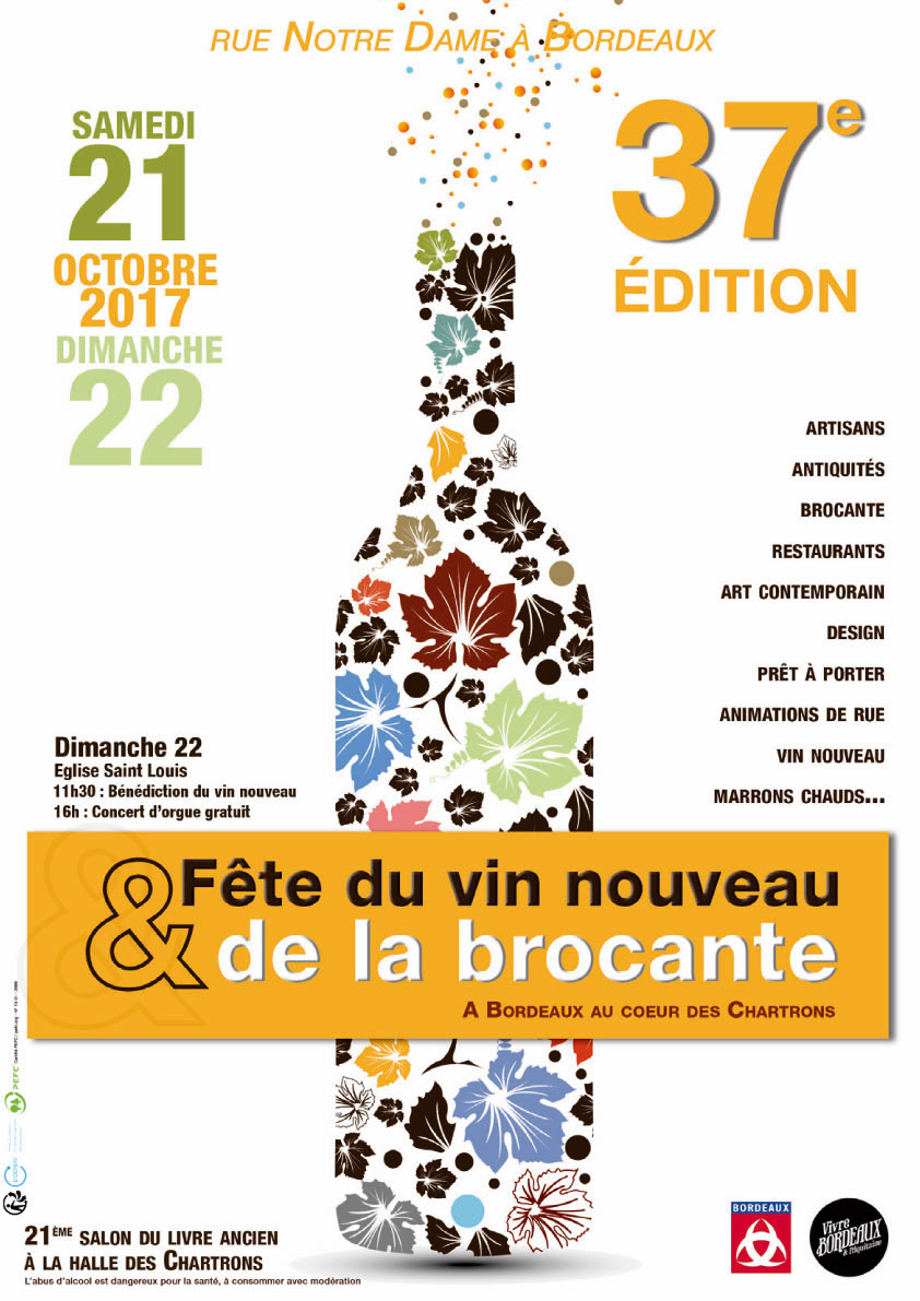 Salon Vin Bordeaux Not Just For The Holidays October 2017