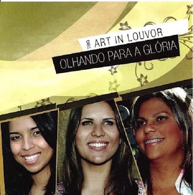 KIT DE ENSAIO ART IN LOUVOR - OLHANDO PARA A GLÓRIA
