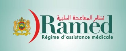دعم الاسر لغير المسجلين في خدمة راميد tadamoncovid.ma