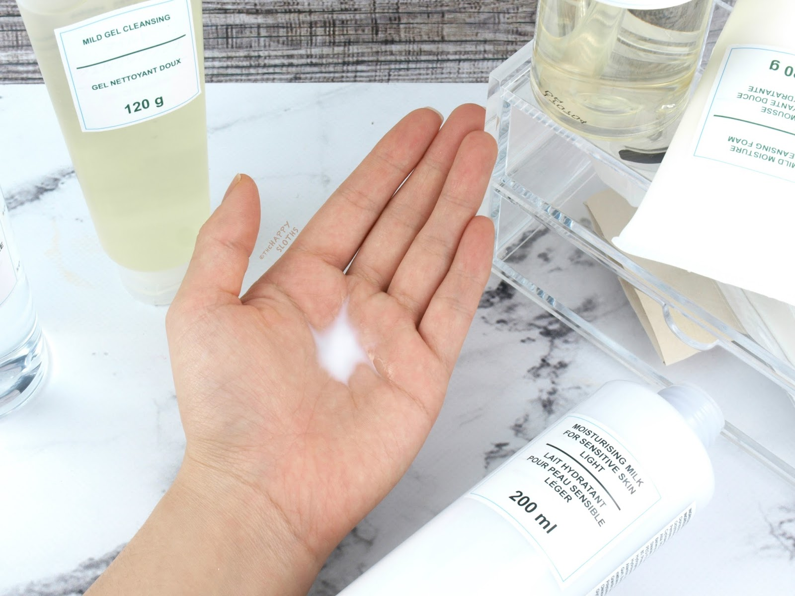 MUJI Skincare | Sensitive Skin Light Moisturizing Milk Review