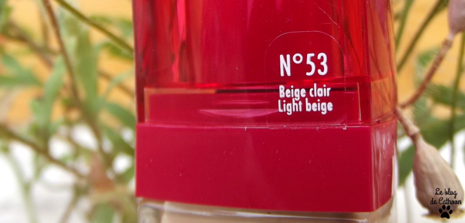 Healthy Mix - Fond de Teint Anti-Fatigue - Bourjois