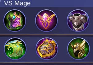 Build Johnson Terkuat melawan Mage