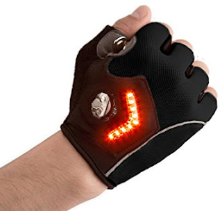 Zackees LED turn signal cycling gloves review