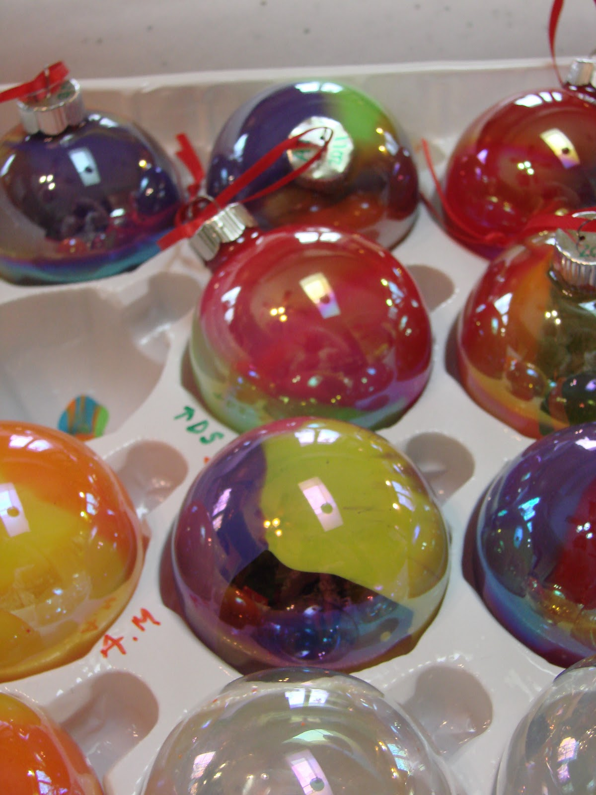 Beautiful Chaos Preschool Christmas Crafts