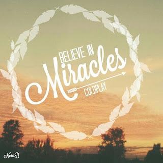 Coldplay Lyrics - Miracles