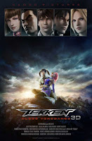Download Tekken: Blood Vengeance 3D (2011) BluRay 720p Half SBS 600MB Ganool