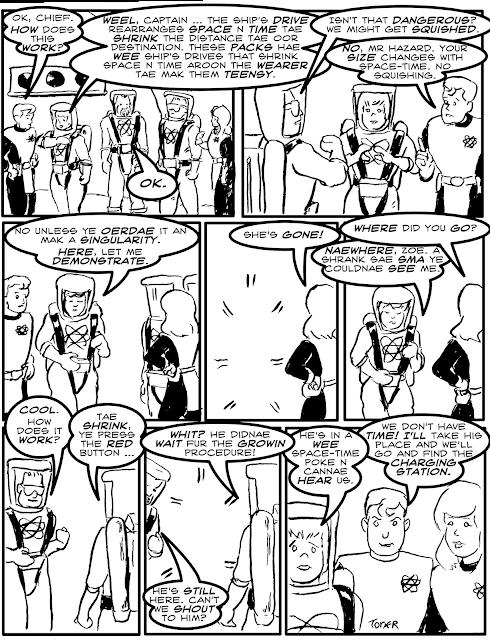 Episode 9 Comic