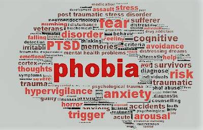 Fobia (Phobia): Gejala, jenis, penyebab, dan pengobatan