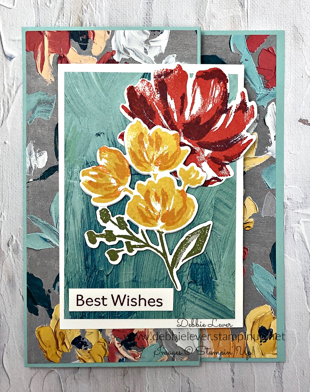 Beau Classique Floral DECOUPIS Embellissements Toppers pour Cartes//Artisanat