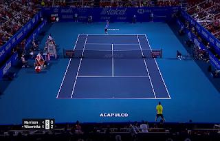 ATP Acapulco Tennis  Biss Key Eutelsat 7A/7B 26 February 2019