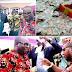 Photos of how money rained at Nwanta Anayoeze Yonaracha child's dedication (Photos)