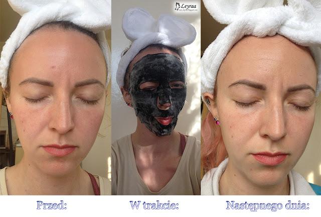 Mediect Oczyszczająco-Rozświetlająca Maska Bąbelkowa