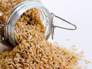 superalimentos arroz integral aumentar leche materna